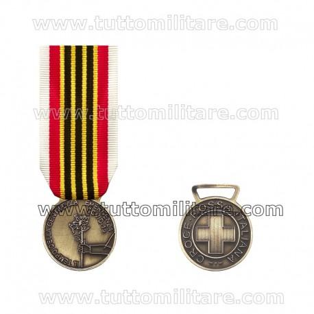 Medaglia Il Tempo della Gentilezza Croce Rossa