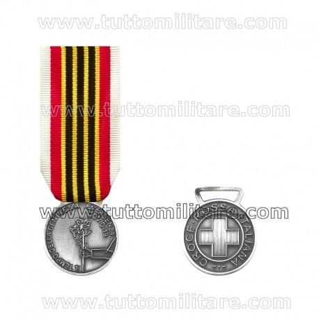 Medaglia di Eccellenza Il Tempo della Gentilezza Croce Rossa