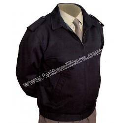 Giubbino Nero di Servizio Personale Esercito italiano