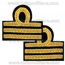 Gradi Gala Capitano Esercito Guardia di Finanza