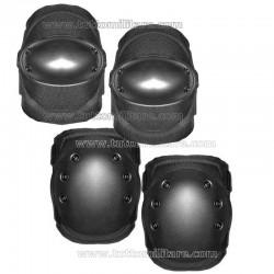 Set Protezioni Ginocchiere e Gomitiere