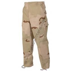 Pantalone US Desert Tre colori