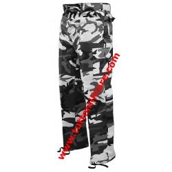 Pantaloni BDU Urban Camo