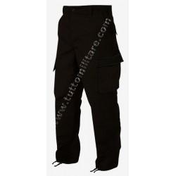 Pantaloni US Neri