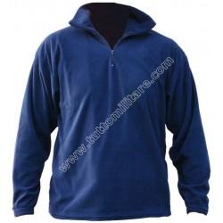 Maglione Pile Blu