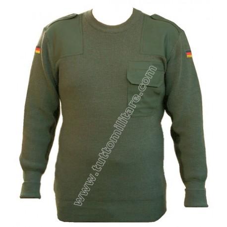 Maglione Lana Bundeswehr