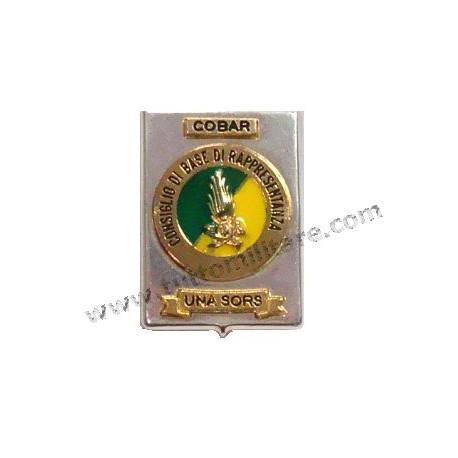 Distintivo Cobar Guardia di Finanza