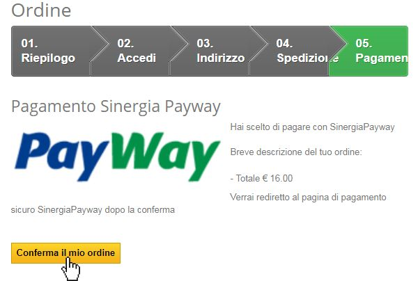 PayWay su Tutto Militare