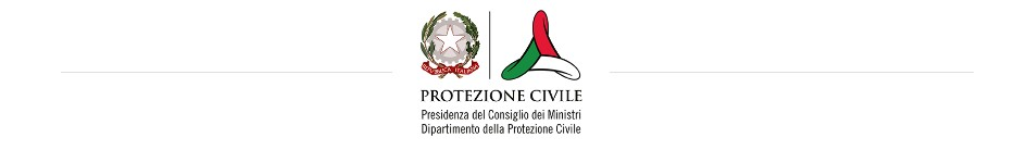 Protezione Civile - Presidenza del Consiglio dei Ministri