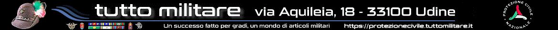 Store Accreditato alla Vendita delle Benemerenze della Protezione Civile. Visita il Sito !